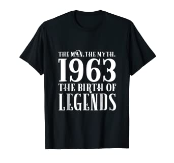 Amazon 56th Birthday Shirt Gift Dad Grandpa Age 56 Father Men