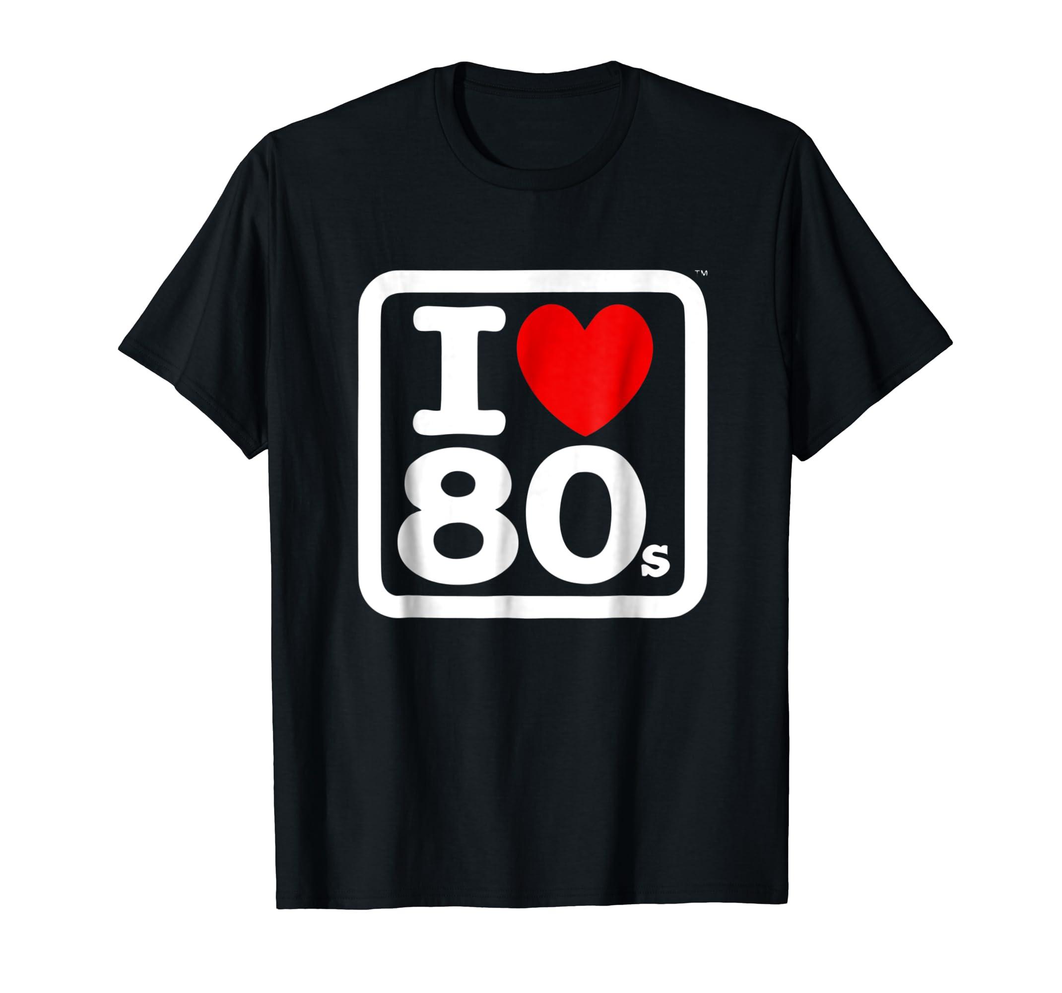 Amazon 80s T Shirt Eighties Tshirt High School Reunion