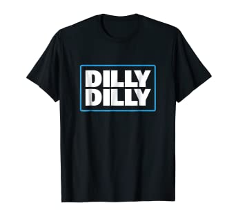 93193d930133e Amazon.com  Bud Light Official Dilly Dilly T-Shirt  Clothing
