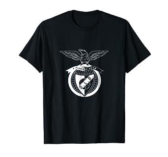 S.L. Benfica Aguias Portugal Lisboa TShirt Camisa Jersey