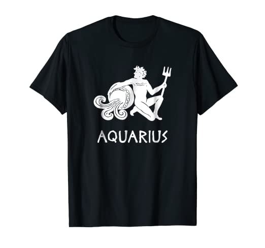 Aquarius Gift Zodiac Sign January February Birthday