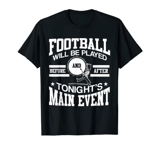 0fd4f8d57 Image Unavailable. Image not available for. Color: Funny Marching Band  Shirt for Marching Band Mom