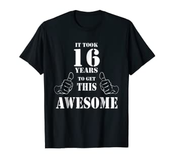 Image Unavailable Not Available For Color 16th Birthday Vintage Made In 2003 Gift Ideas Man T Shirt