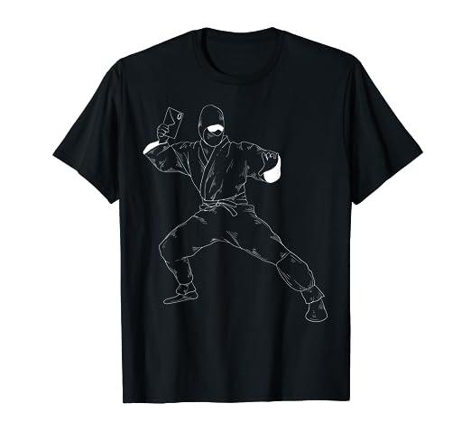 Amazon.com: Mail Ninja Shirt | Cute Pro Post Office Mailman ...