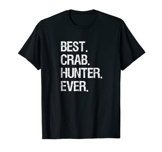 a00ac79e6 Image Unavailable. Image not available for. Color: Crabbing T-Shirt - Funny  Crab ...