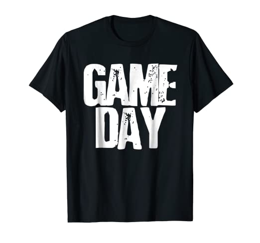 3f942a03f Image Unavailable. Image not available for. Color  Vintage Football Game T  Shirt Women Men Cute Top Gifts