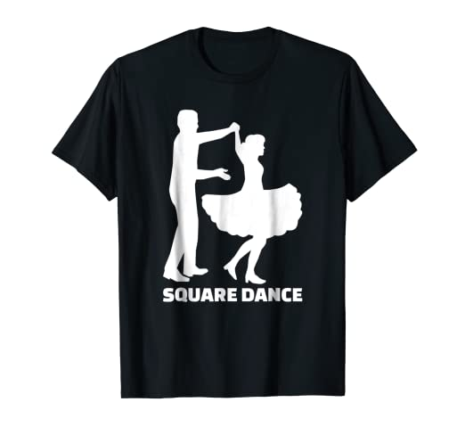f1f31764 Image Unavailable. Image not available for. Color: Square dance T-Shirt