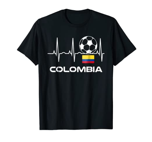 454610557d1bb Colombia Soccer Jersey Shirt - Colombia Futbol 2018 Tee