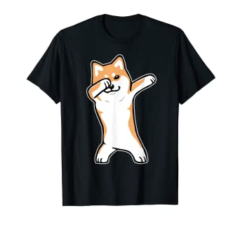85abe5f6 Image Unavailable. Image not available for. Color: Dog Meme T-shirt ...