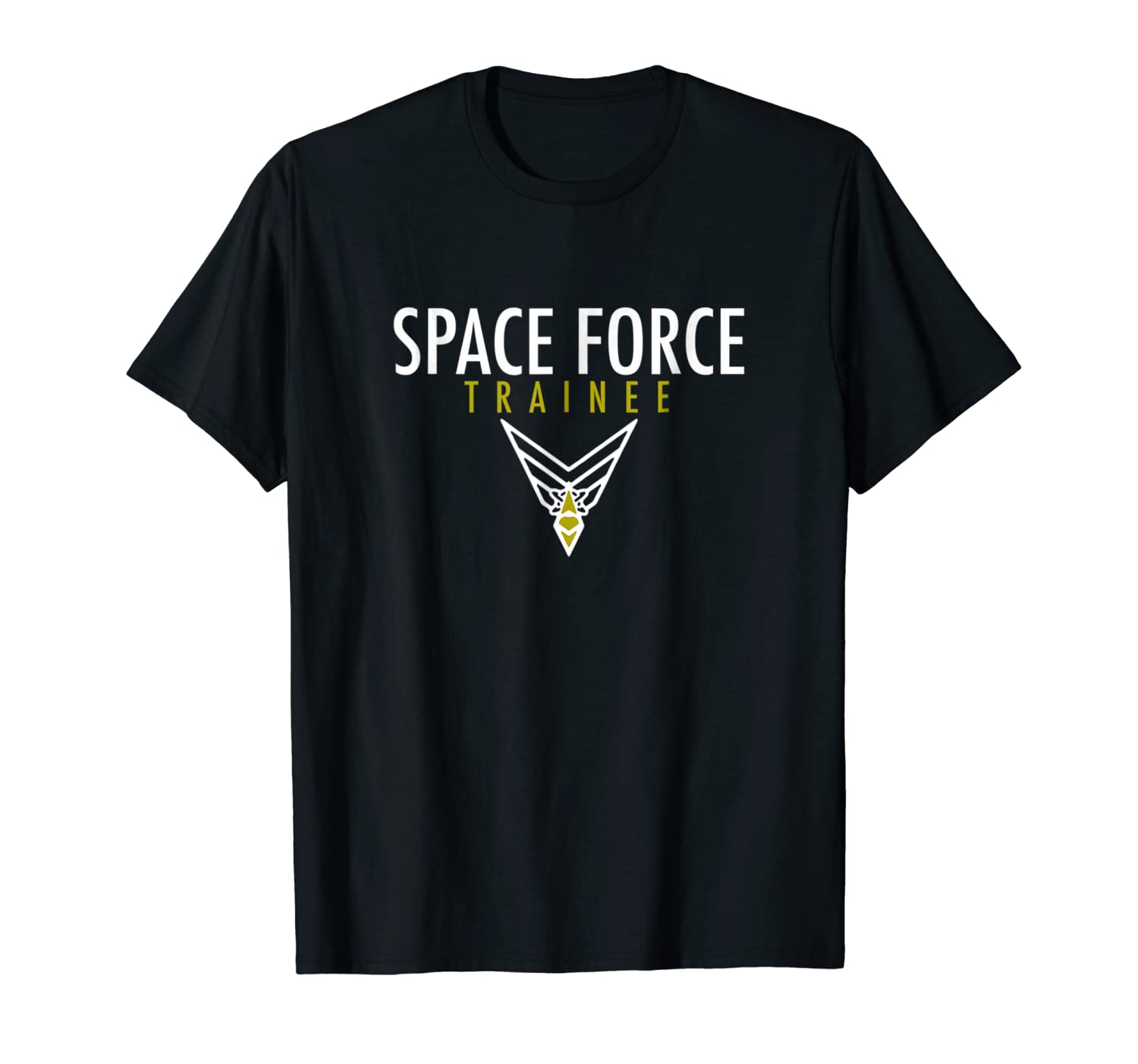 Funny Space Force Trainee Shirts