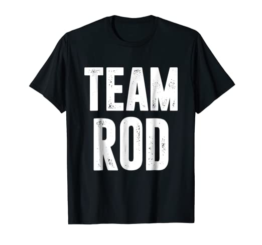 51c9eb05f Image Unavailable. Image not available for. Color: Team Rod Racing T-shirt  ...