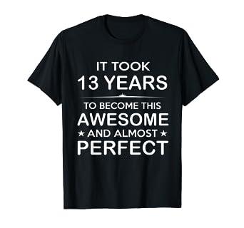 Amazon Thirteen 13 Year Old 13th Birthday Gift Ideas For Boy
