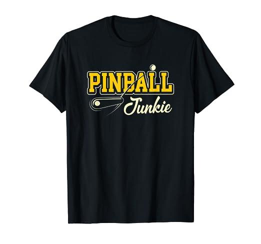 Amazon com: Pinball Junkie 70s 80s Arcade Gaming Machine