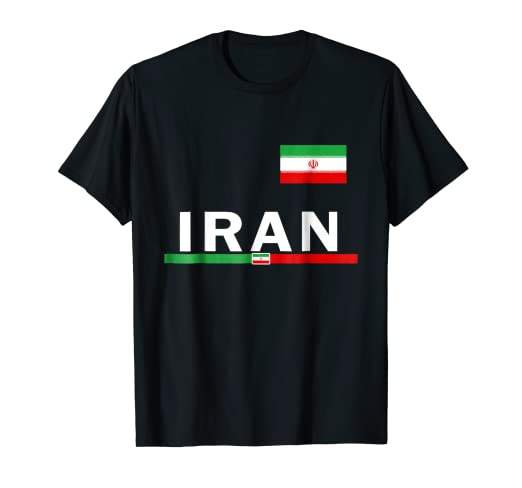 a6471d8f9 Image Unavailable. Image not available for. Color: Iran Team Sports - Iranian  Jersey Shirt