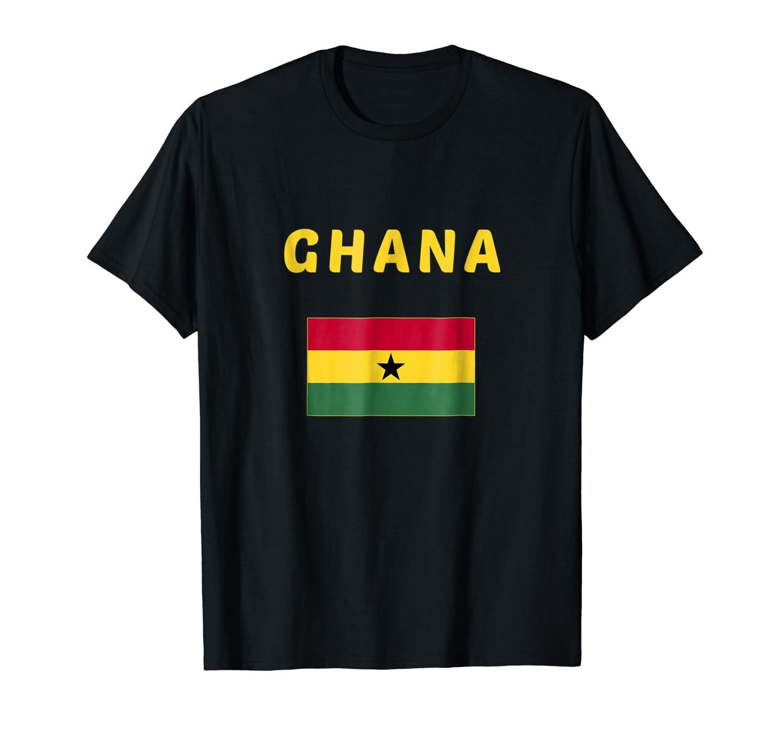Ghana T Shirt Ghanaians Tee Flag Souvenir Gift Accra by Ghana National Pride Ghanaians T Shirts Tees Flag