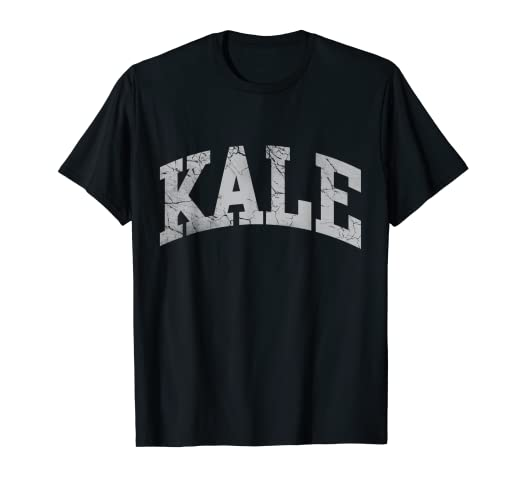 4200b93f9e Image Unavailable. Image not available for. Color: Kale Vegan T-Shirt  Vegetarian Funny ...