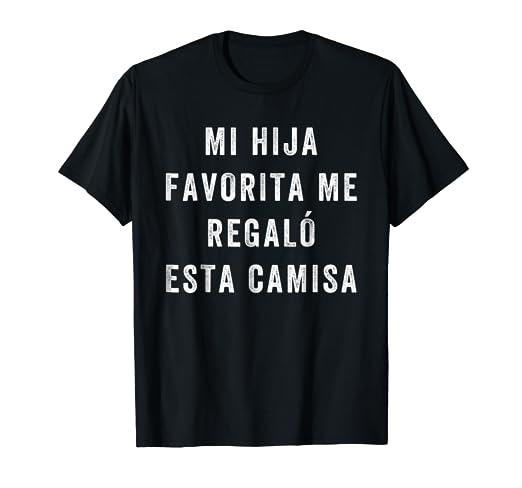 Amazoncom Camisa Para Papa E Hija Camisa Graciosa Para Papa Y