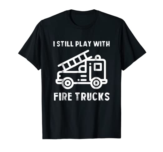 78870e5024 Image Unavailable. Image not available for. Color: Funny Firefighters T- Shirt ...