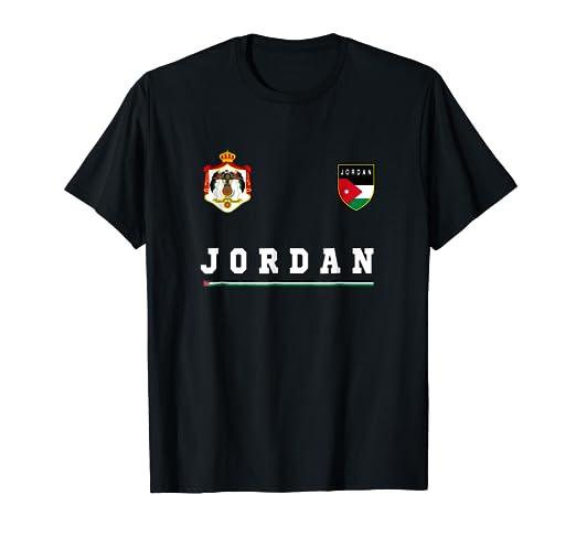 b69bfc91a526d7 Amazon.com  Jordan T-shirt Sport Soccer Jersey Tee Flag Football ...