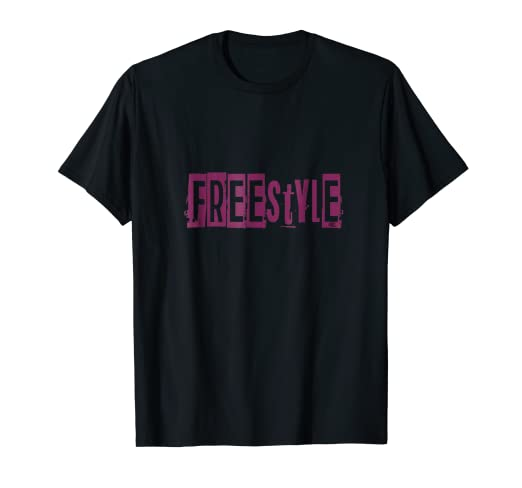 cf4696f32341c Image Unavailable. Image not available for. Color  FREEstyle T-Shirt