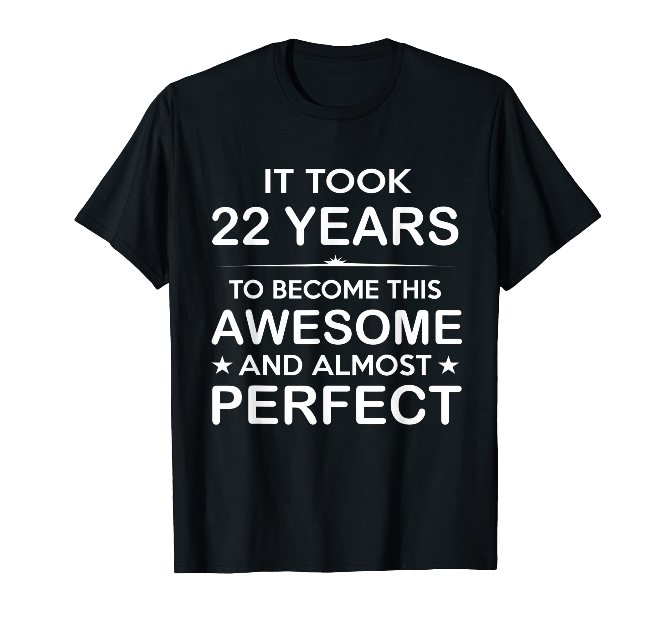 Amazon Twenty Two 22 Year Old 22nd Birthday Gift Ideas For Her Him Clothing