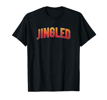 021e47f3f Amazon.com  Salt City Shirts  JINGLED City Edition Utah Meme  Clothing
