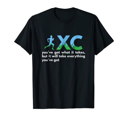 Cross Country Quotes | Amazon Com You Ve Got What It Takes Cross Country Runner Quote Tee