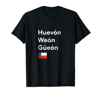 Funny Chile Weon T-Shirt