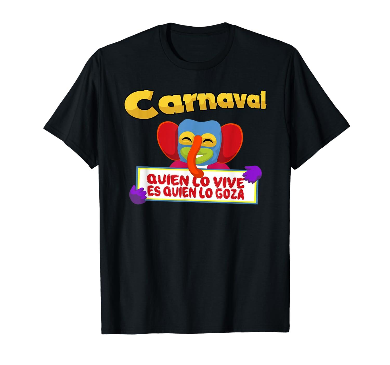 Carnaval De Barranquilla Marimonda T Shirt