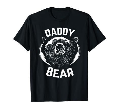b29c4be51f1 Amazon.com  PAPA Bear shirt father s day new papa t-shirt Daddy tee ...