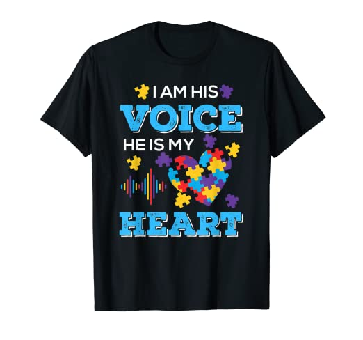 98a75a3d2b4 Image Unavailable. Image not available for. Color  Autism Awareness T Shirt  Gifts Autism Mom ...