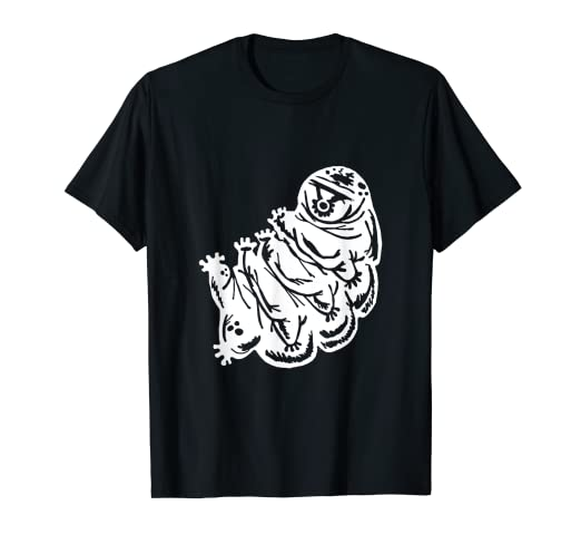 f0f4d6579 Image Unavailable. Image not available for. Color: Tardigrade Water Bear  Illustration Tee Shirt