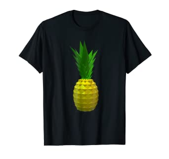 e95a16b3 Image Unavailable. Image not available for. Color: Pineapple 3D Grenade  Hawaiian Aloha t-shirt
