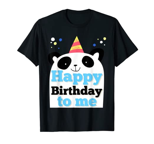 Amazon Cute Panda Birthday Gifts Happy To Me Cool
