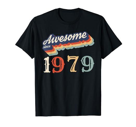 Amazon.com: cumpleanos 40 mujer hombre regalos de 1979 ...