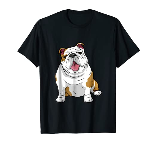 55084b906d Image Unavailable. Image not available for. Color: ENGLISH BULLDOGS Awesome Funny  Bulldog Pups Dogs T-Shirt