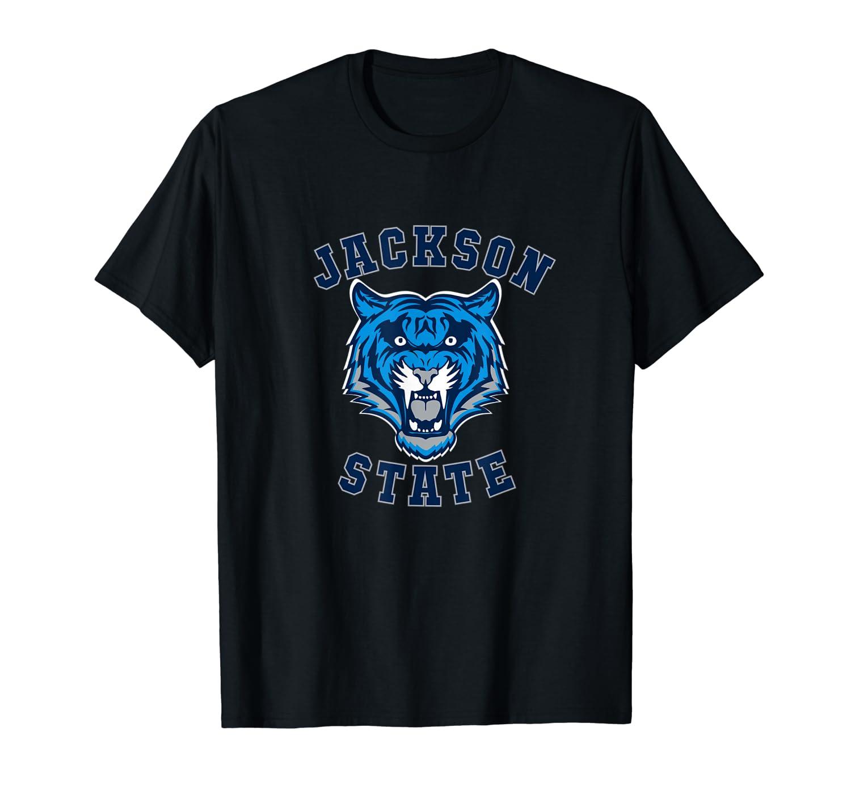 d6ba63153491 Amazon.com: Jackson Tigers T-Shirt JSU: Clothing