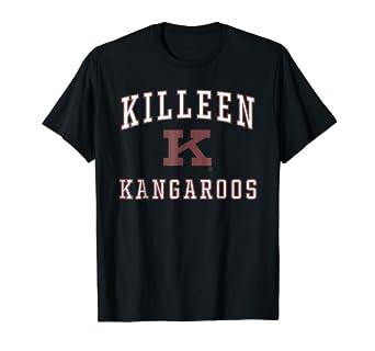 Amazon com: Killeen High School Kangaroos T-Shirt C1: Clothing