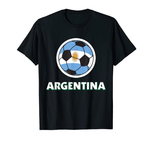 a85ba266e Image Unavailable. Image not available for. Color  Argentina Soccer Jersey  ...