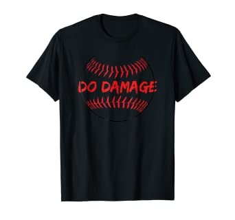 fe8da8ab Image Unavailable. Image not available for. Color: Do Damage T Shirt Gift  for Boston Baseball Fans