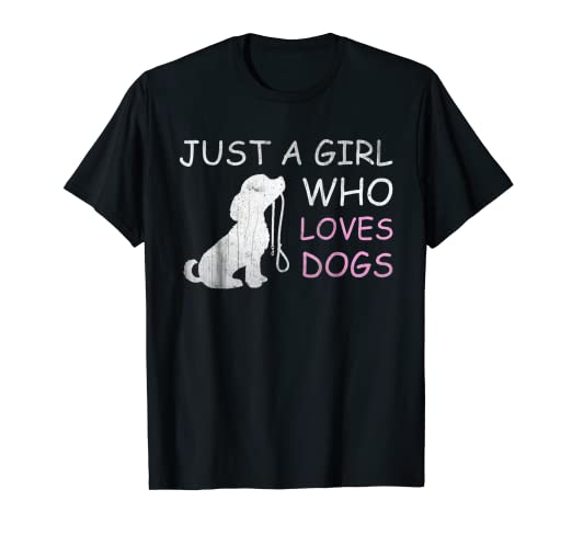 3456bc4fc6fd Image Unavailable. Image not available for. Color: Dog Lover T-shirt ...