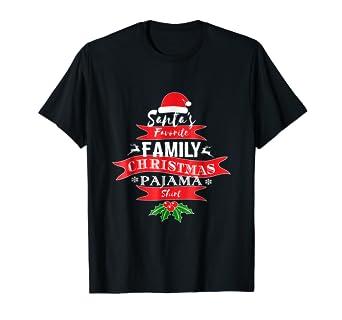 fe33064a83 Amazon.com  Funny Christmas Pajama for Family Short Sleeve Xmas ...