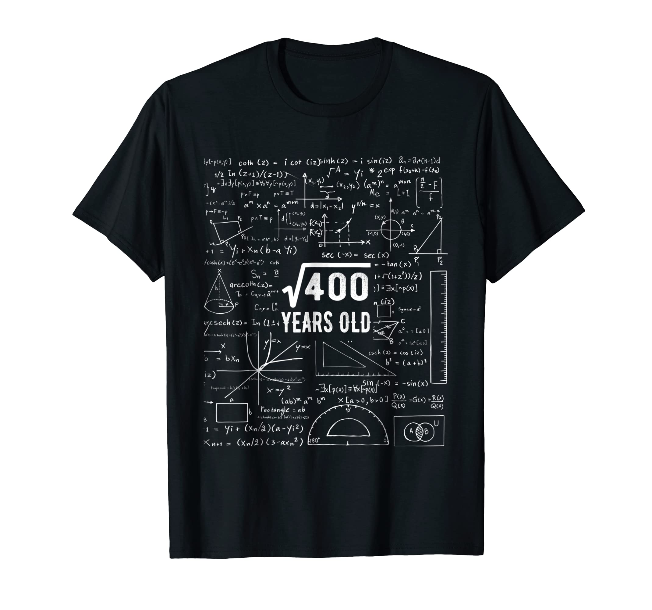 Amazon com: Square Root of 400: 20 yrs years old 20th