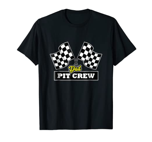 Pit Crew Shirts >> Amazon Com Pit Crew Shirts For Racing Party Dad Pit Clothing