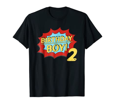 Image Unavailable Not Available For Color Kids 2 Birthday Boy Shirt Fun Years Old 2nd Gifts
