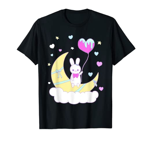 daf587b35 Amazon.com: Yume Kawaii Fashion Pastel Goth Bunny Clothing Girls ...