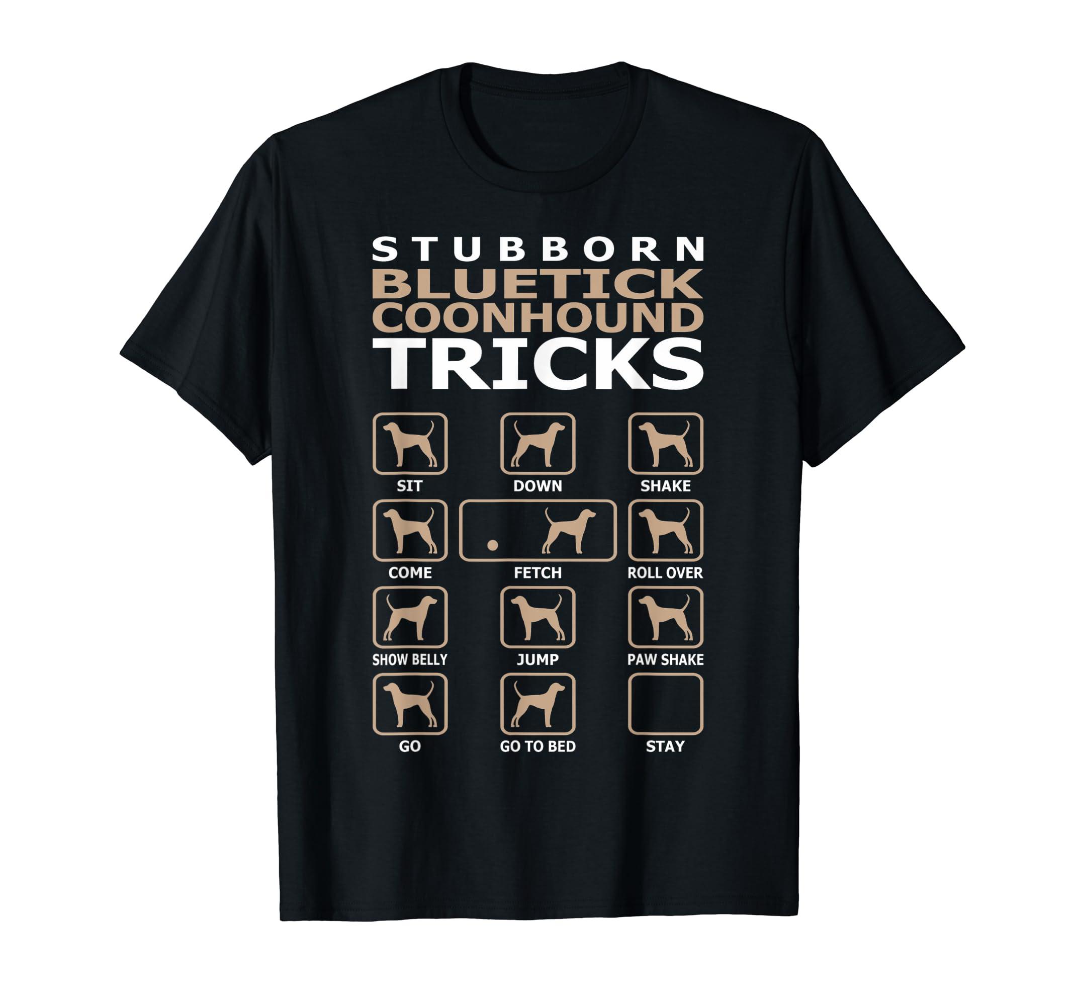e019879f592 Amazon.com  STUBBORN BLUETICK - T SHIRT  Clothing