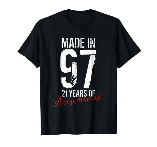 21st Birthday Gift Shirt