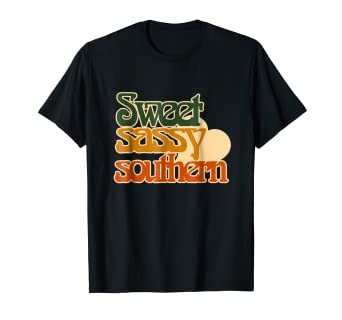 8dcfdae1 Amazon.com: Sweet Sassy Southern shirt for the southern belle: Clothing