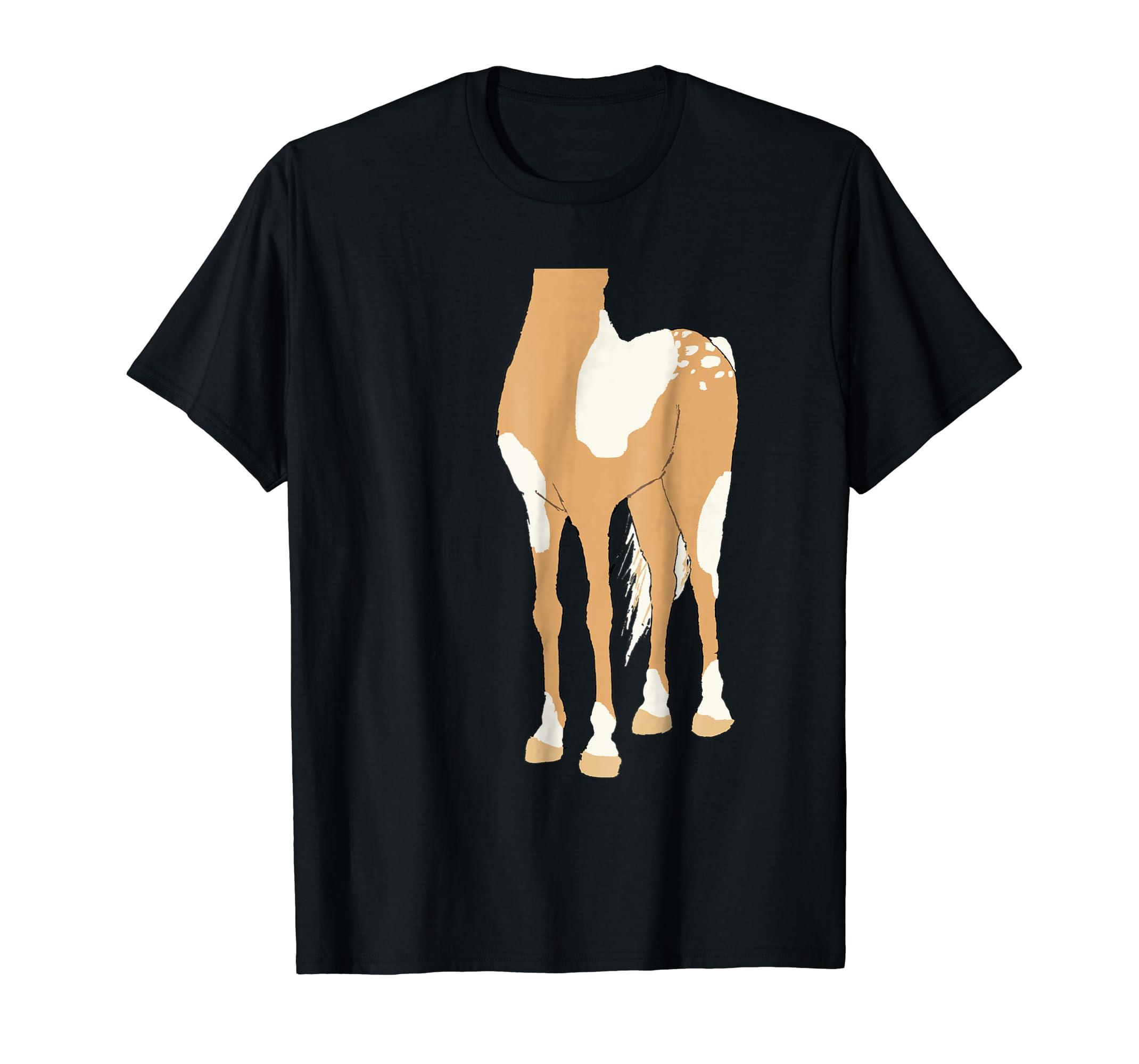 Amazon Halloween Horse Body Costume Idea T Shirt For Kids Clothing